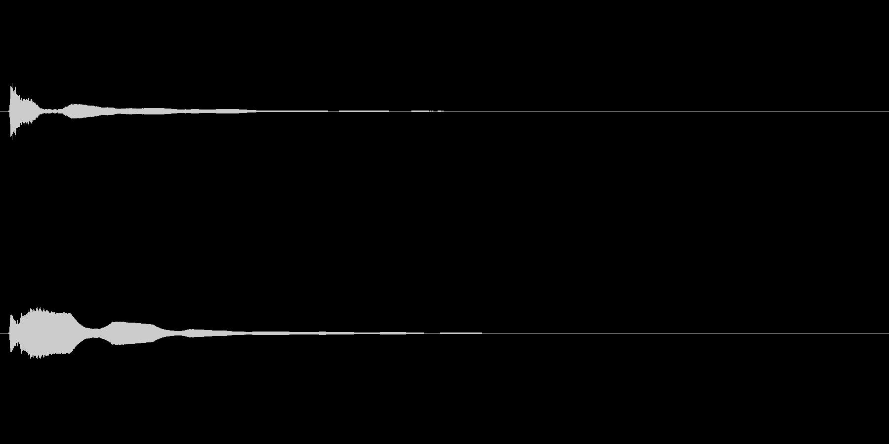 キラキラ系_052の未再生の波形