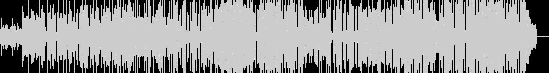 切ないクリップウォーク系ヒップホップの未再生の波形