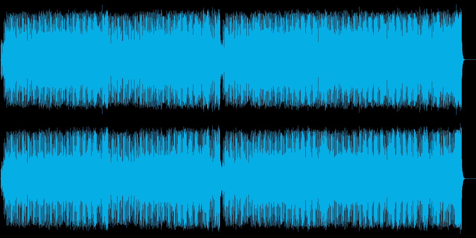 可愛い子犬のようなポップ(フルサイズ)の再生済みの波形