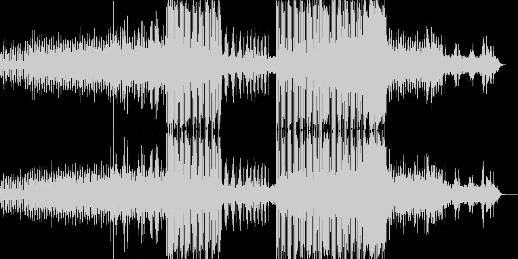 月夜をイメージしたグルーヴ感のある曲で…の未再生の波形