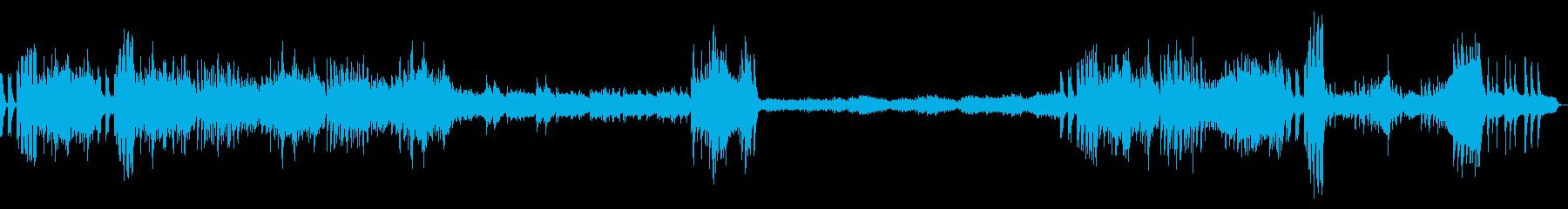 和風「結婚行進曲」-太鼓で入場の再生済みの波形
