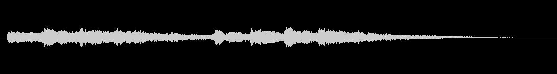 【チャイム 学校03-11】の未再生の波形