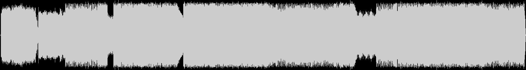 EDMで不気味なハロウィンダンスの未再生の波形