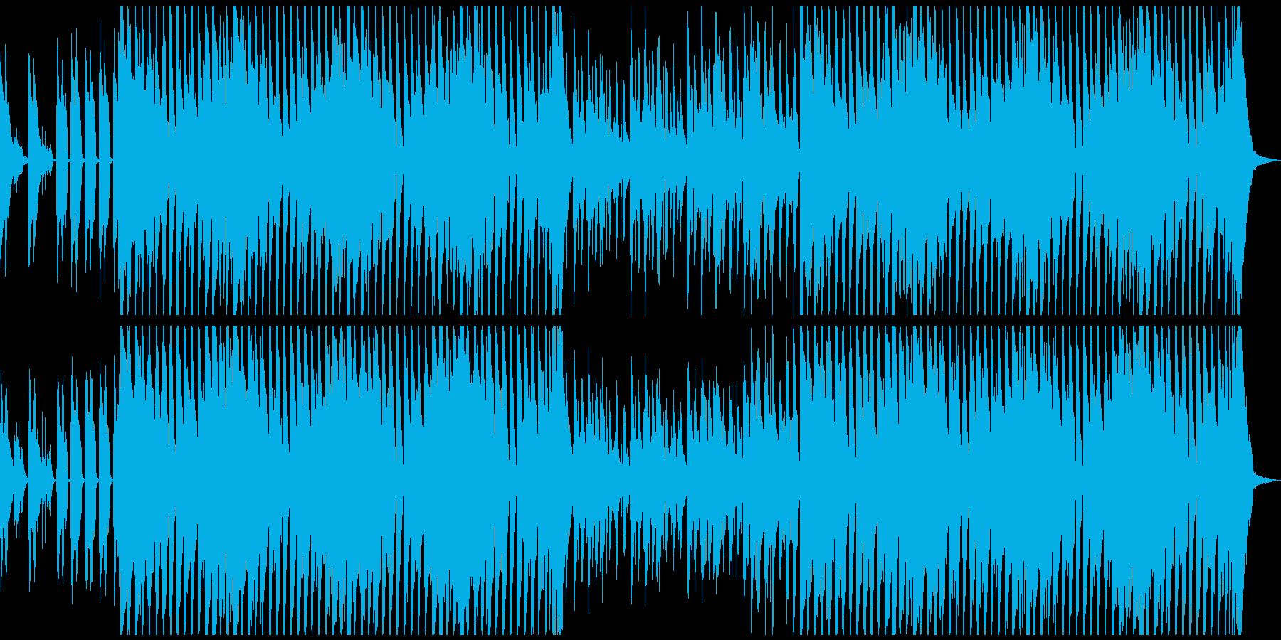 結婚行進曲のアレンジ トロンボーン抜きの再生済みの波形