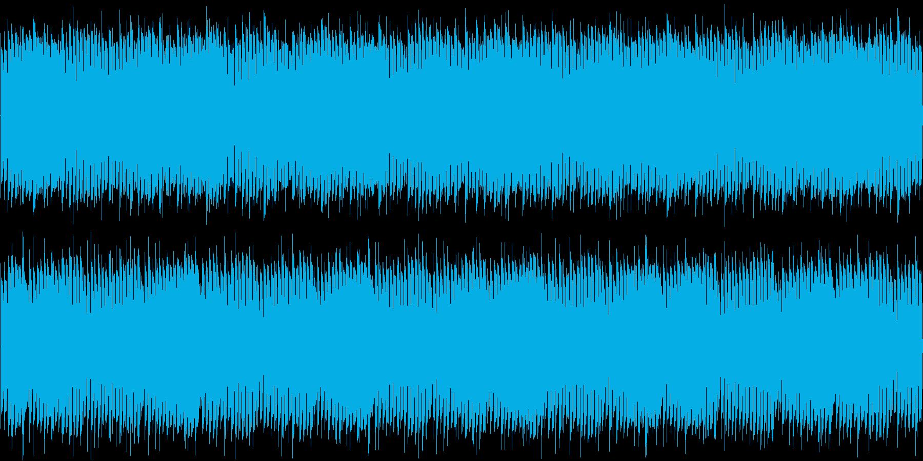 【ドラマ/捜査/緊迫したシーン】の再生済みの波形