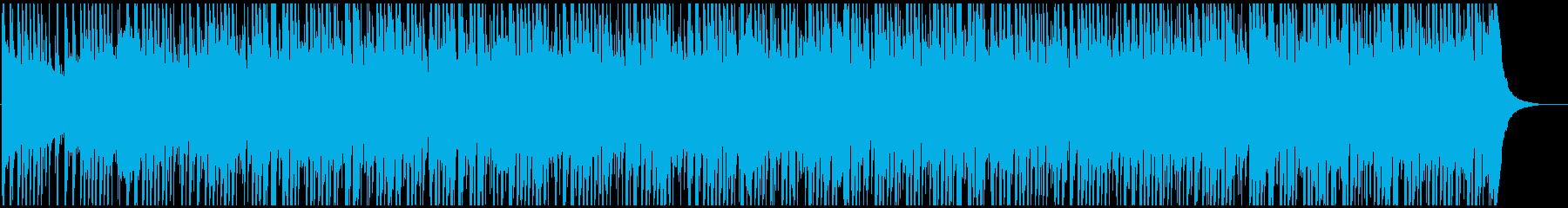 楽しく明るいウクレレ口笛 企業向かわいいの再生済みの波形