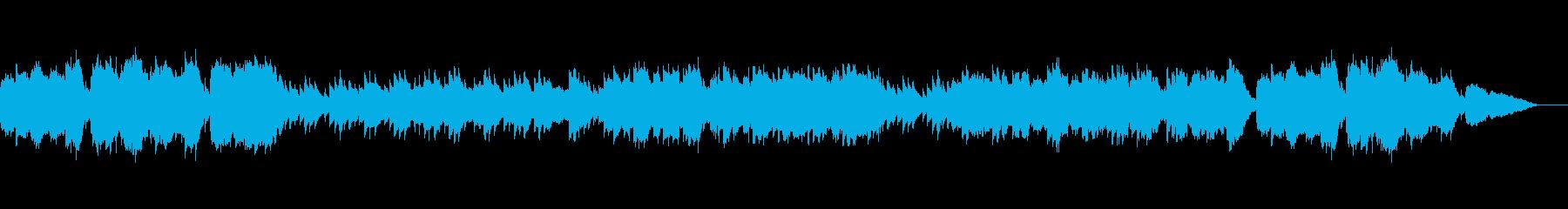 RPG:汎用ほのぼのまったりBGM1の再生済みの波形