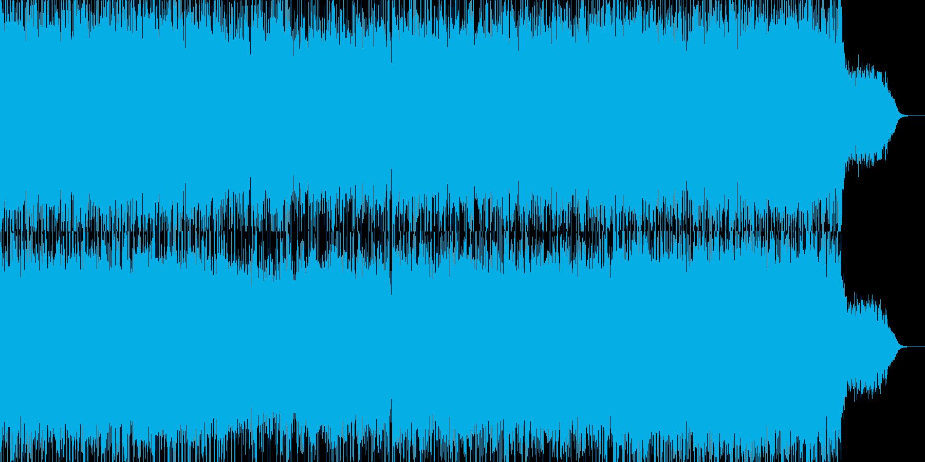 幻想的な曲です。ゲーム向けの曲です。の再生済みの波形