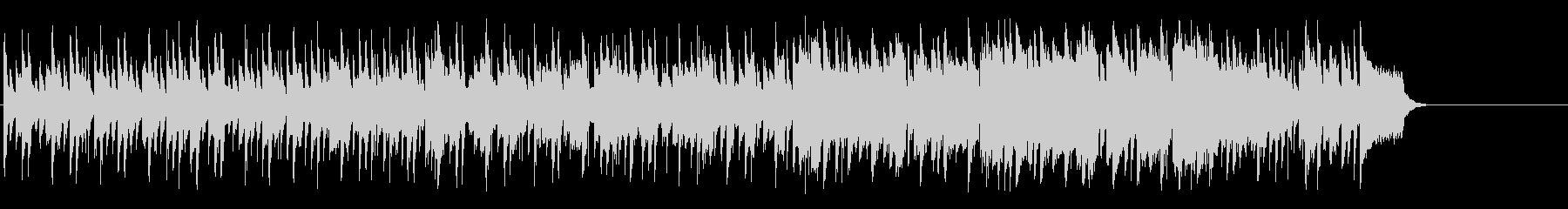 心安まるミディアムポップ(A~B~サ…)の未再生の波形