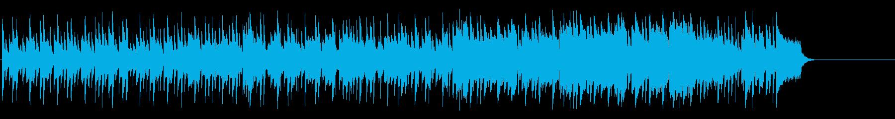 心安まるミディアムポップ(A~B~サ…)の再生済みの波形