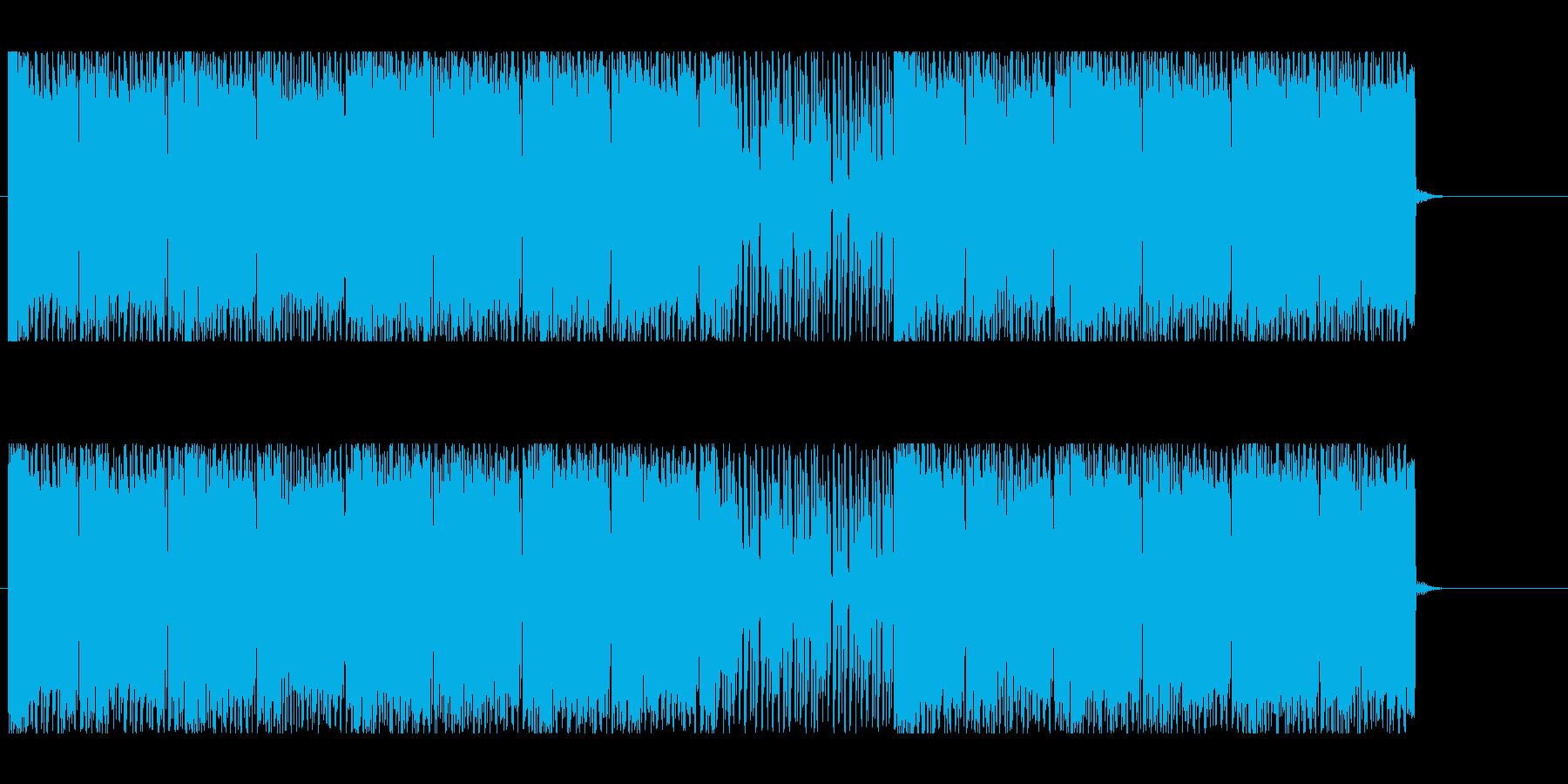 追跡 報道 不安 緊張 挑戦 スリルの再生済みの波形
