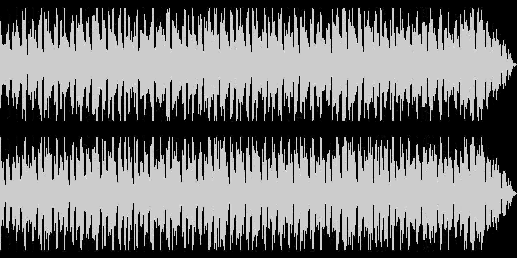 広がりがありCM他、BGMで利用可能の未再生の波形