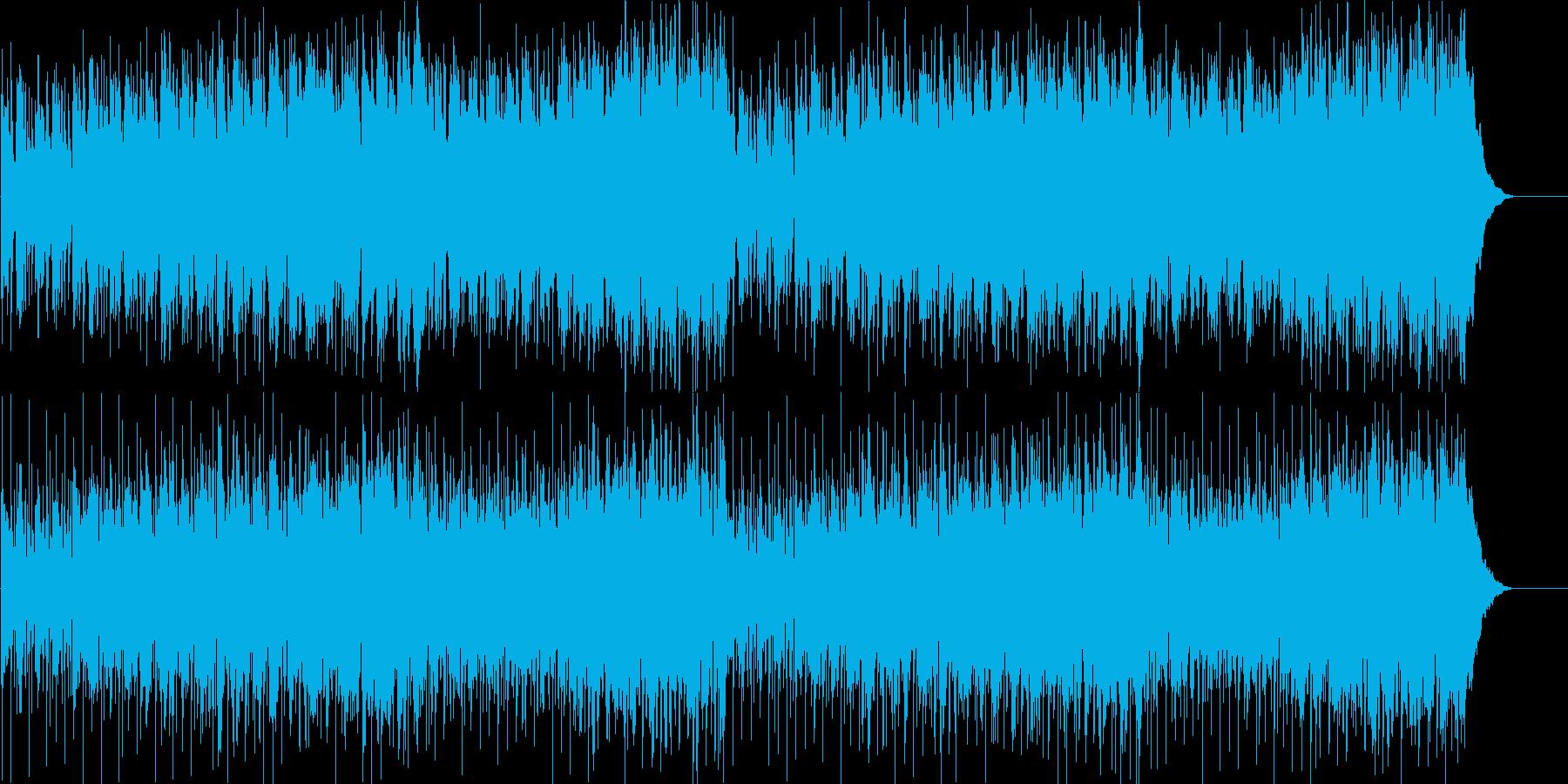 あやしい 謎 探検 不安 神秘の再生済みの波形