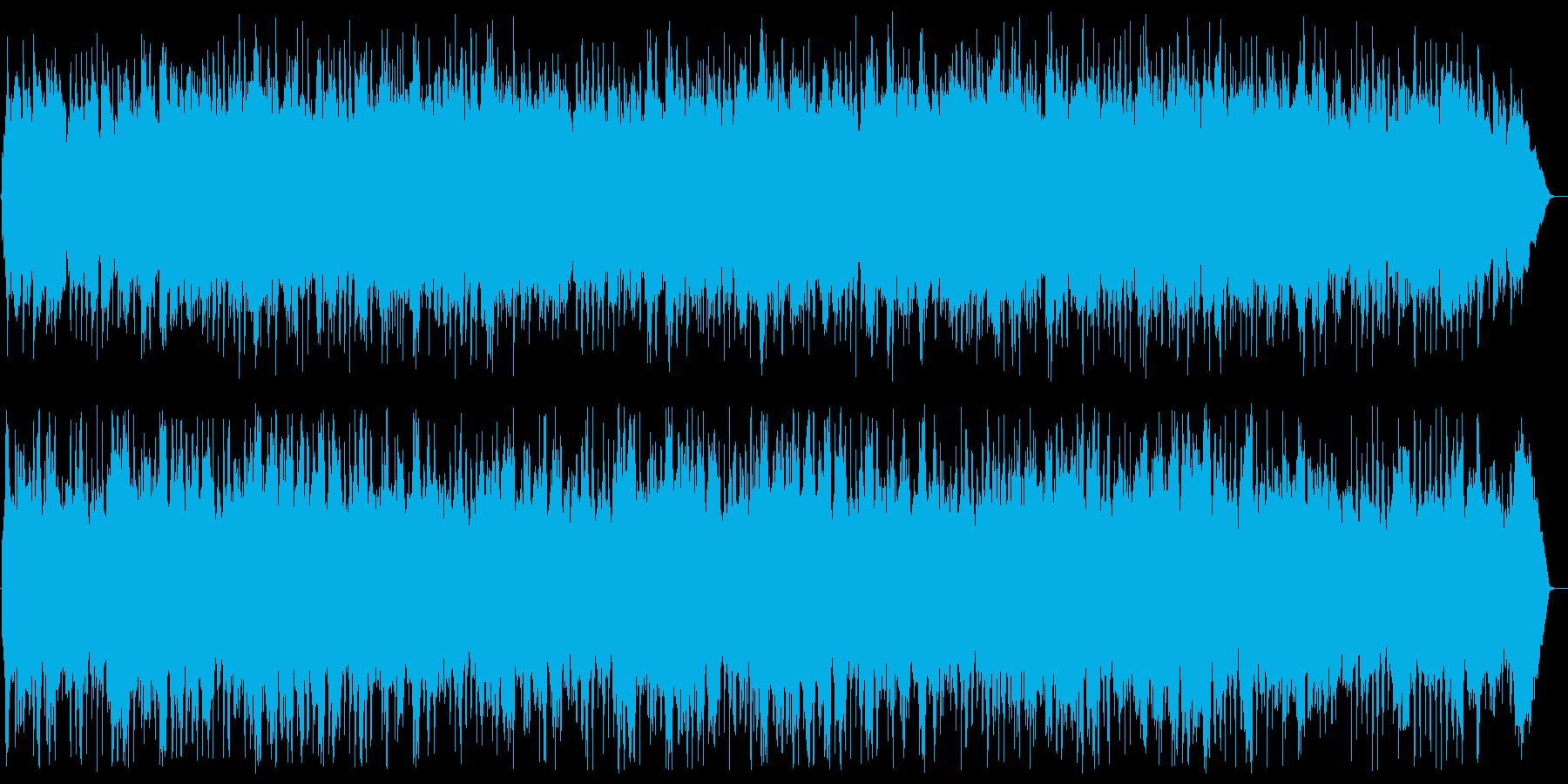 牧人ひつじを オルゴール&Str.の再生済みの波形