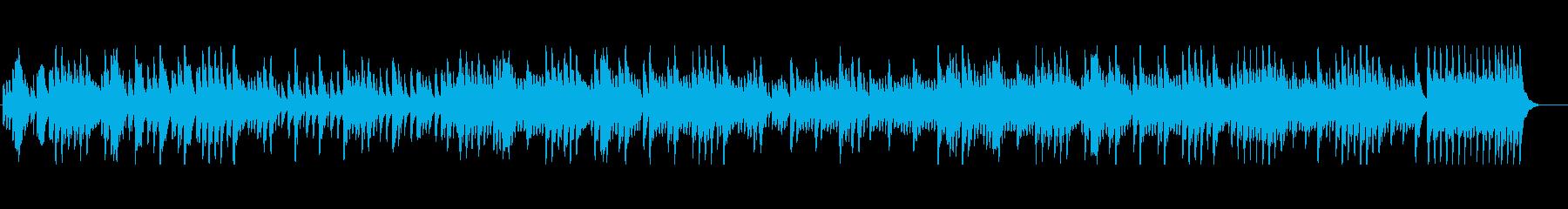 チャイコフスキー「舟歌」のオルゴールの再生済みの波形