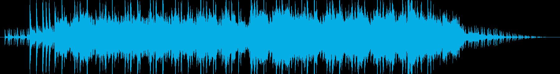 ピコピコかわいい出囃子 電子音 アイドルの再生済みの波形