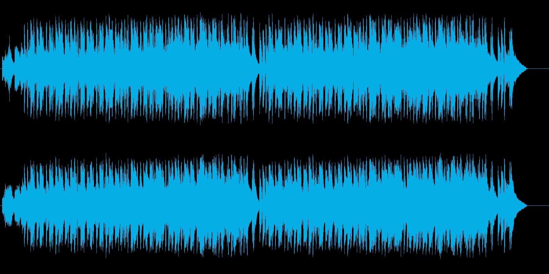 哀愁を誘うフレンチ・ポップ/マイナーの再生済みの波形
