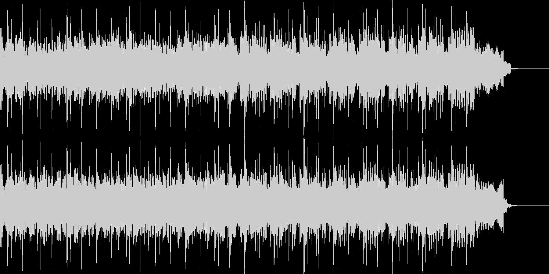 ラジオ用 近未来の未再生の波形