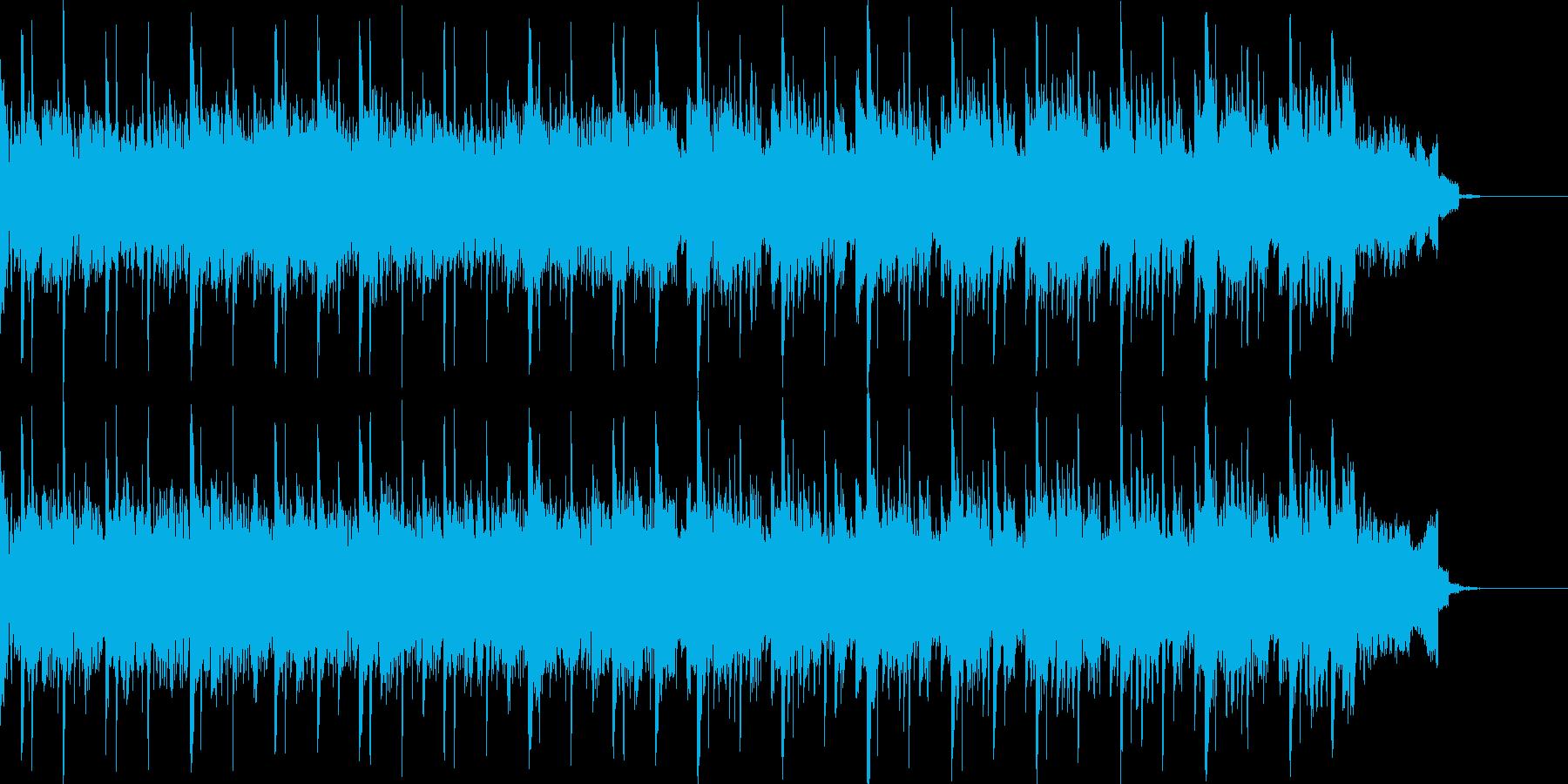 ラジオ用 近未来の再生済みの波形