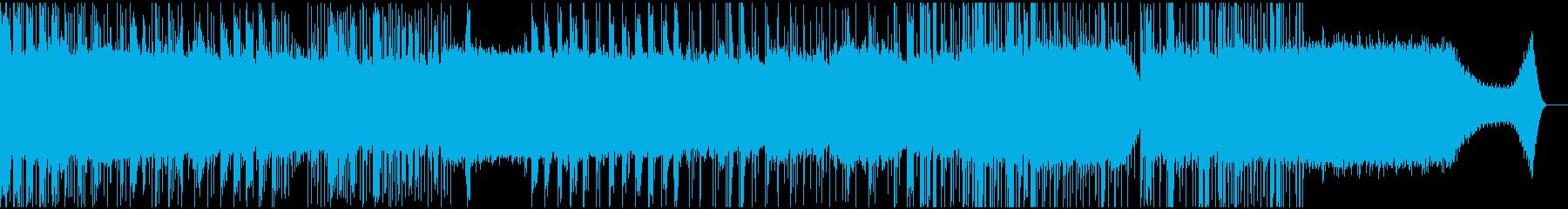 railway sequenceの再生済みの波形