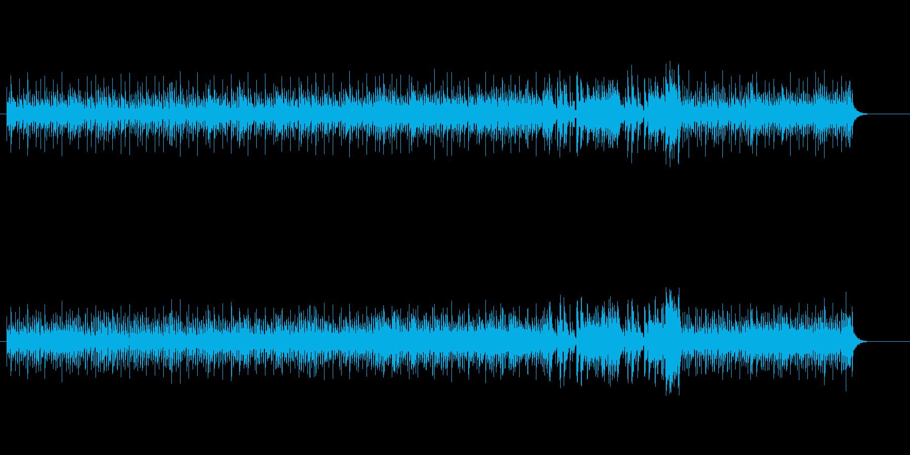 エキゾチックなマイナー・ポップスの再生済みの波形