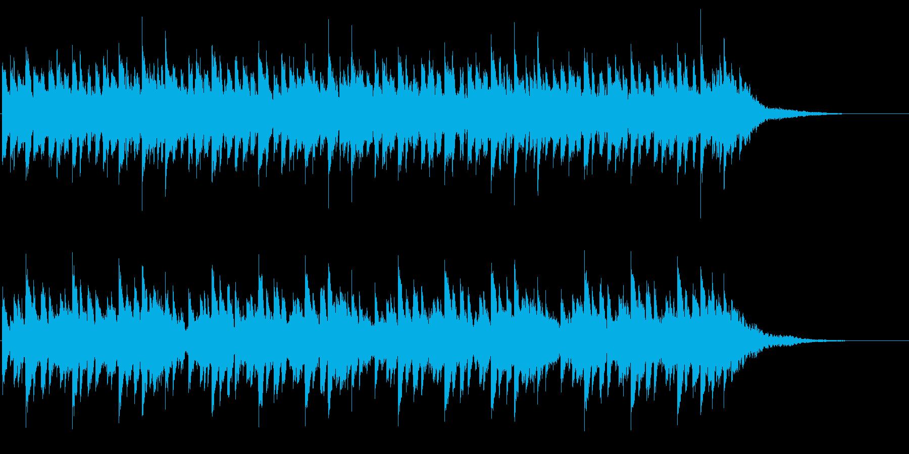 水辺にて / アンビエント・ヒーリングの再生済みの波形