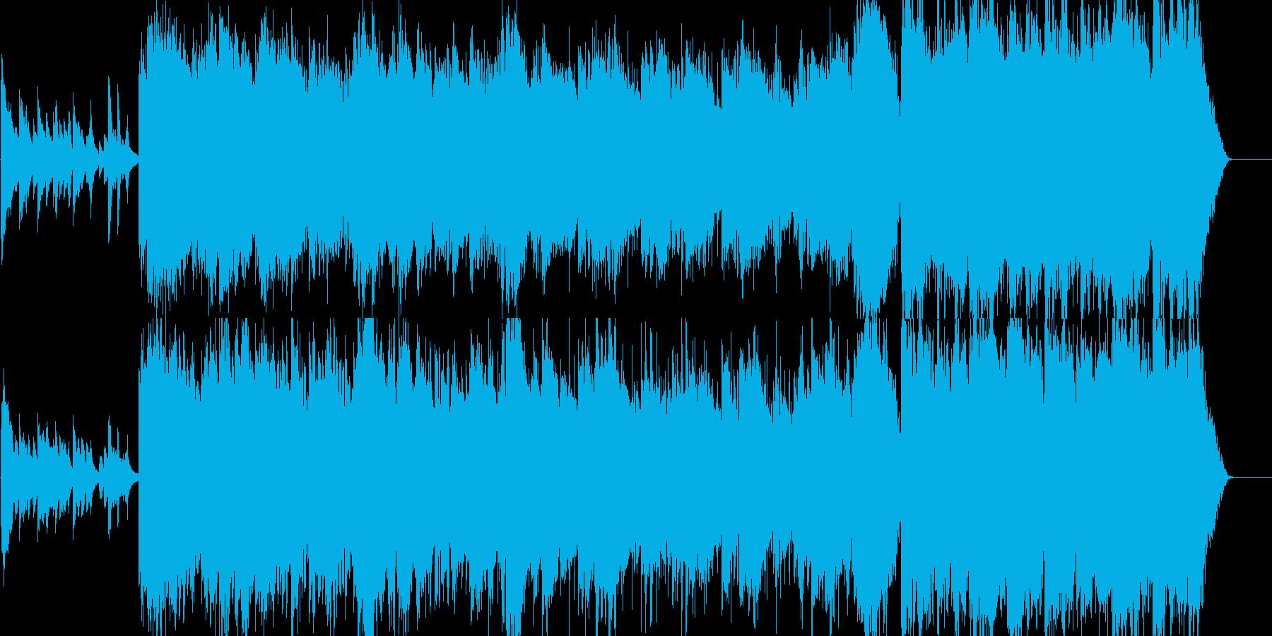 少し切なくて優しいスローなサックスポップの再生済みの波形