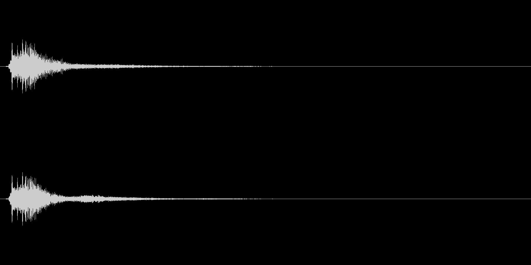キラキラ系_013の未再生の波形