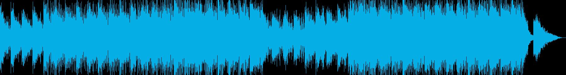 映画音楽、荘厳重厚、映像向け-17の再生済みの波形