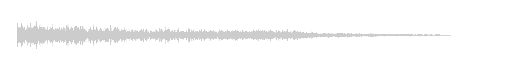 【モンスター01-5】の未再生の波形