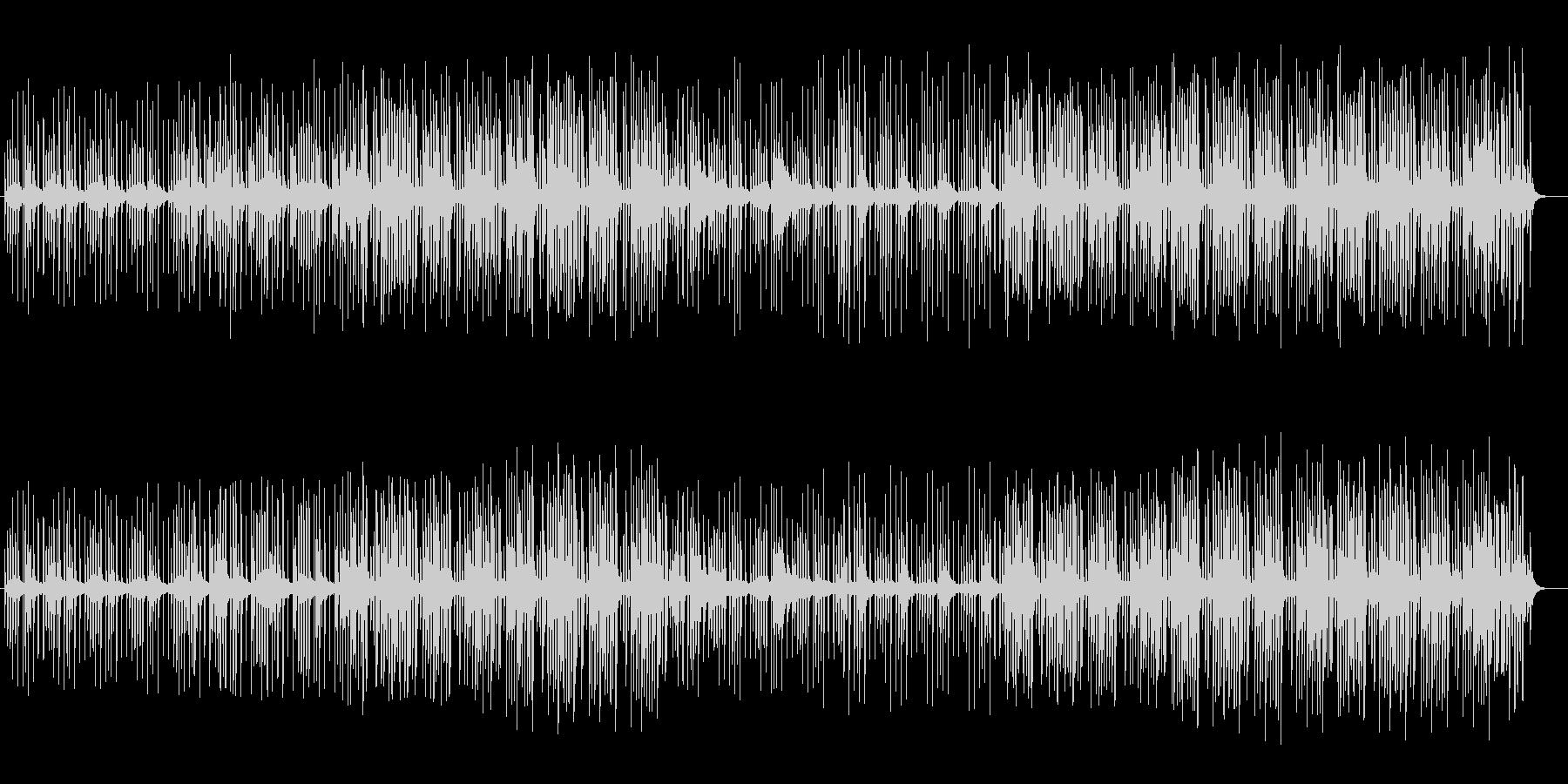 ゆったりファンタジー打楽器シンセサウンドの未再生の波形
