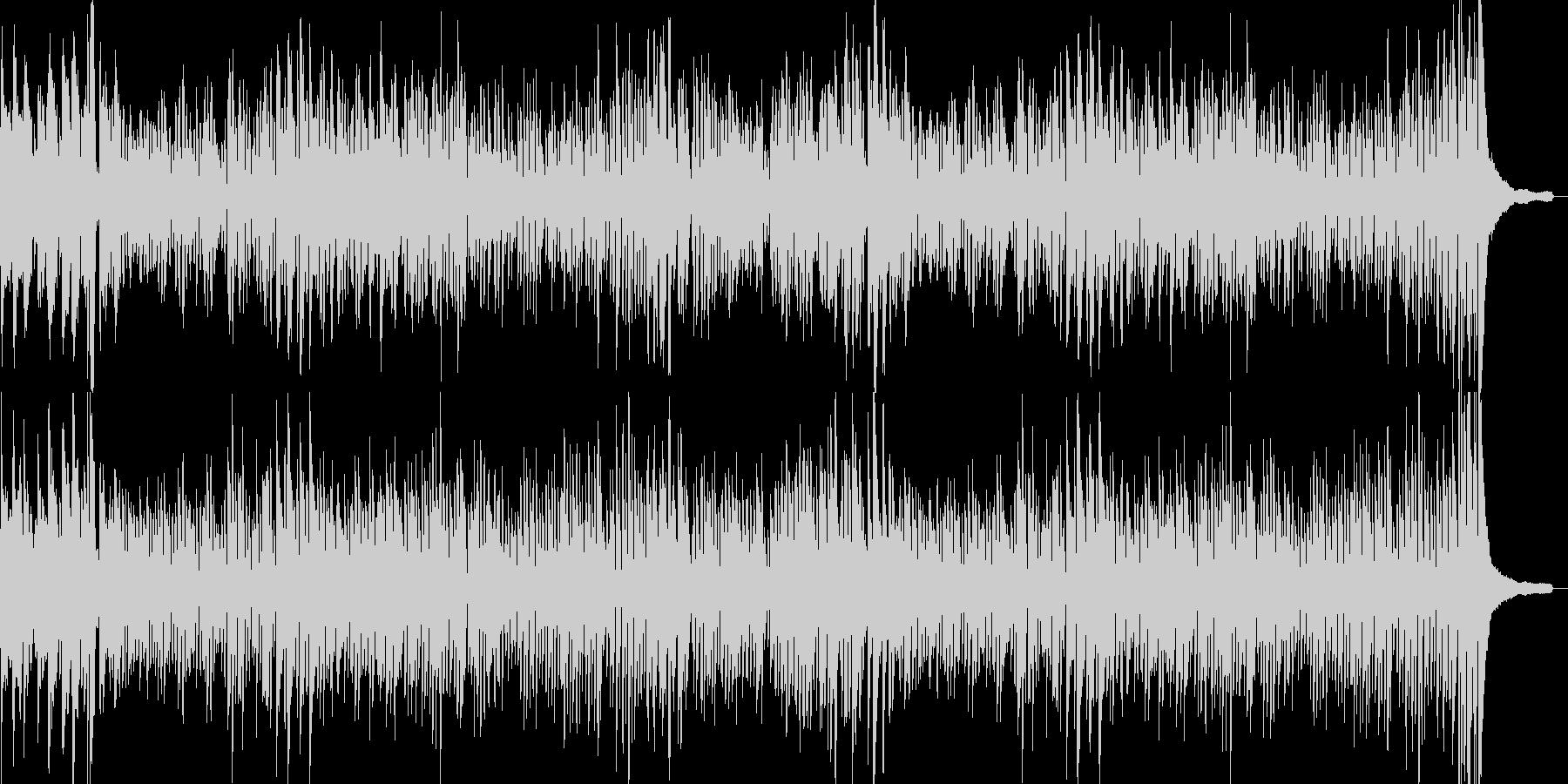 おしゃれ・リラックス・ピアノソロの未再生の波形