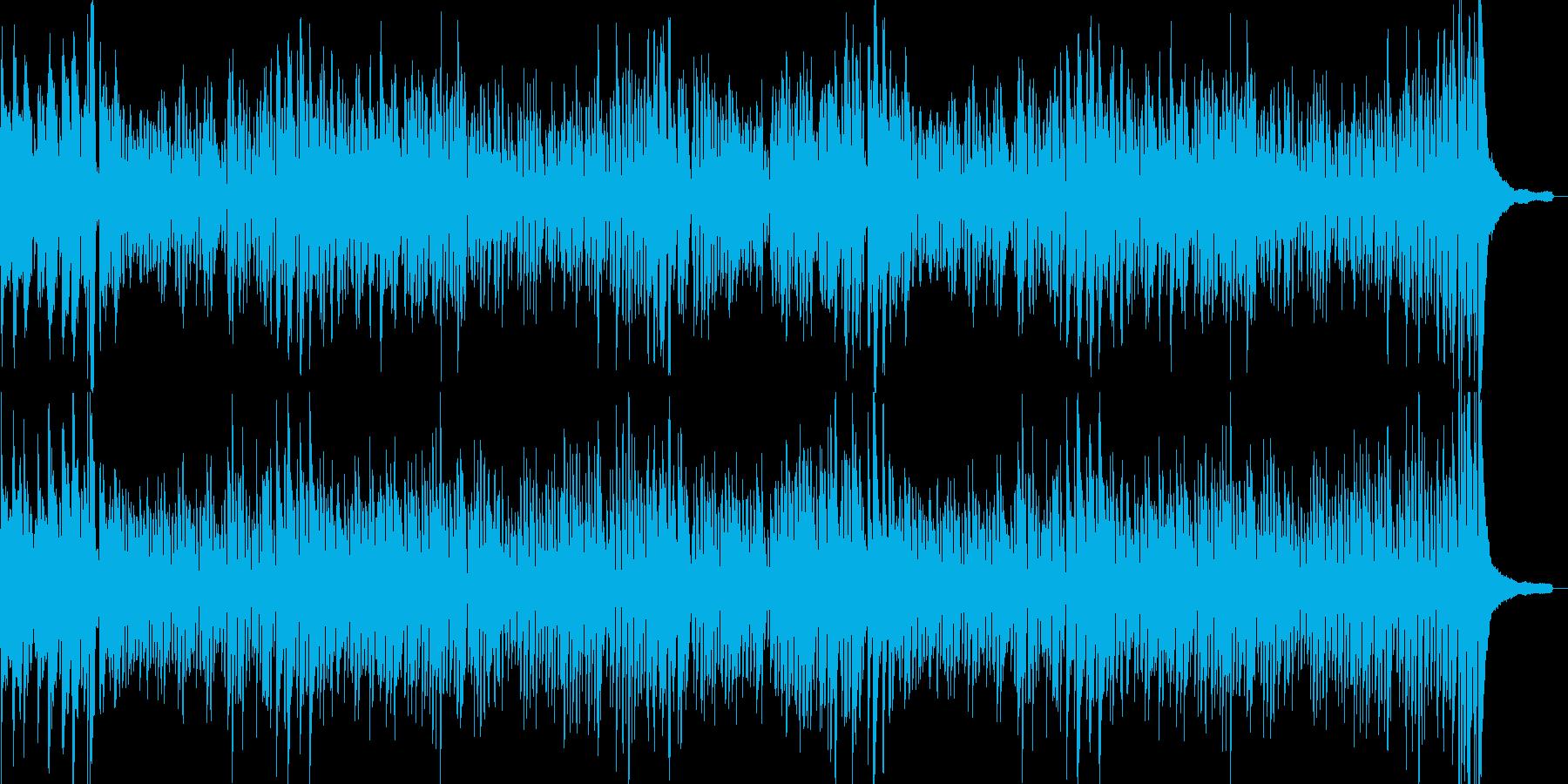 おしゃれ・リラックス・ピアノソロの再生済みの波形