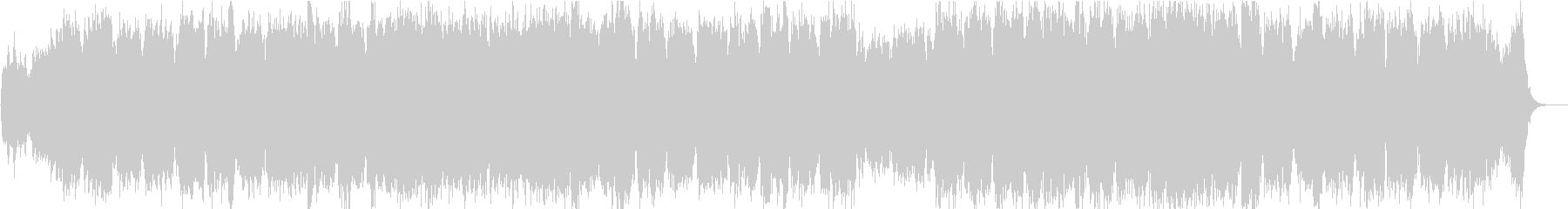 アグレッシブで壮大なホルンとオーケストラの未再生の波形