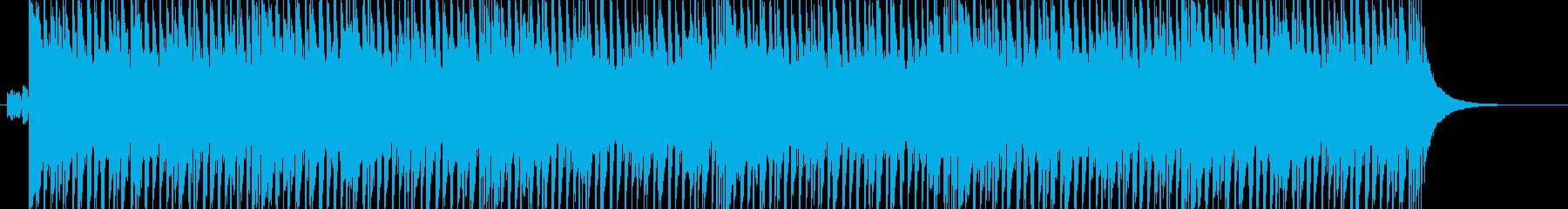 CMや映像、ハッピーなウクレレ、口笛2aの再生済みの波形