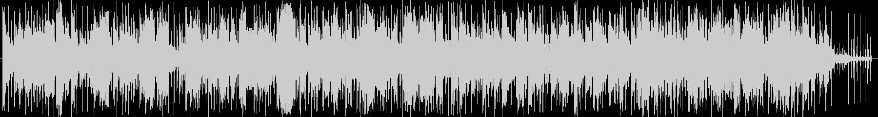 イージーリスニングジャズの未再生の波形