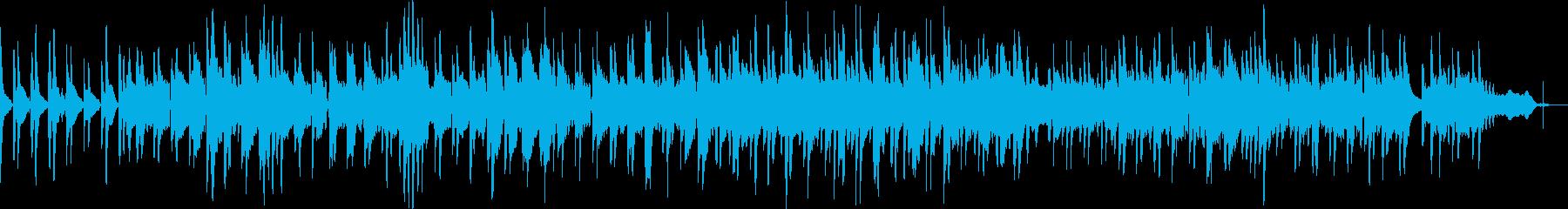 郷愁・ノスタルジックなバンドネオンの再生済みの波形