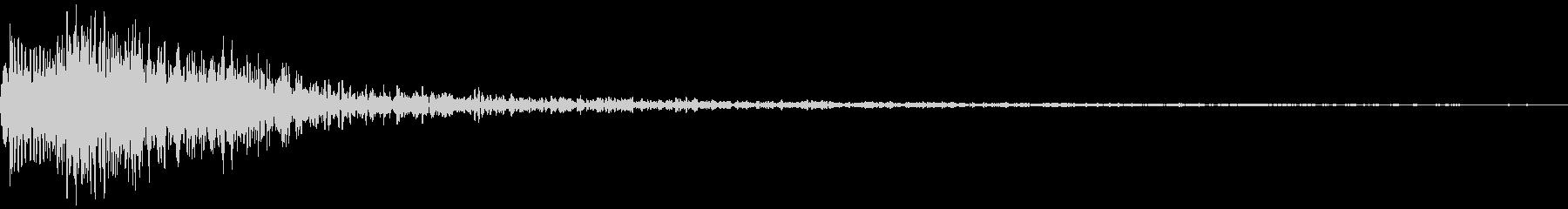 ミステリー系導入音_その3の未再生の波形