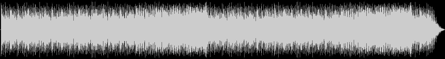 メロウなピアノのEDM:編集版Aの未再生の波形