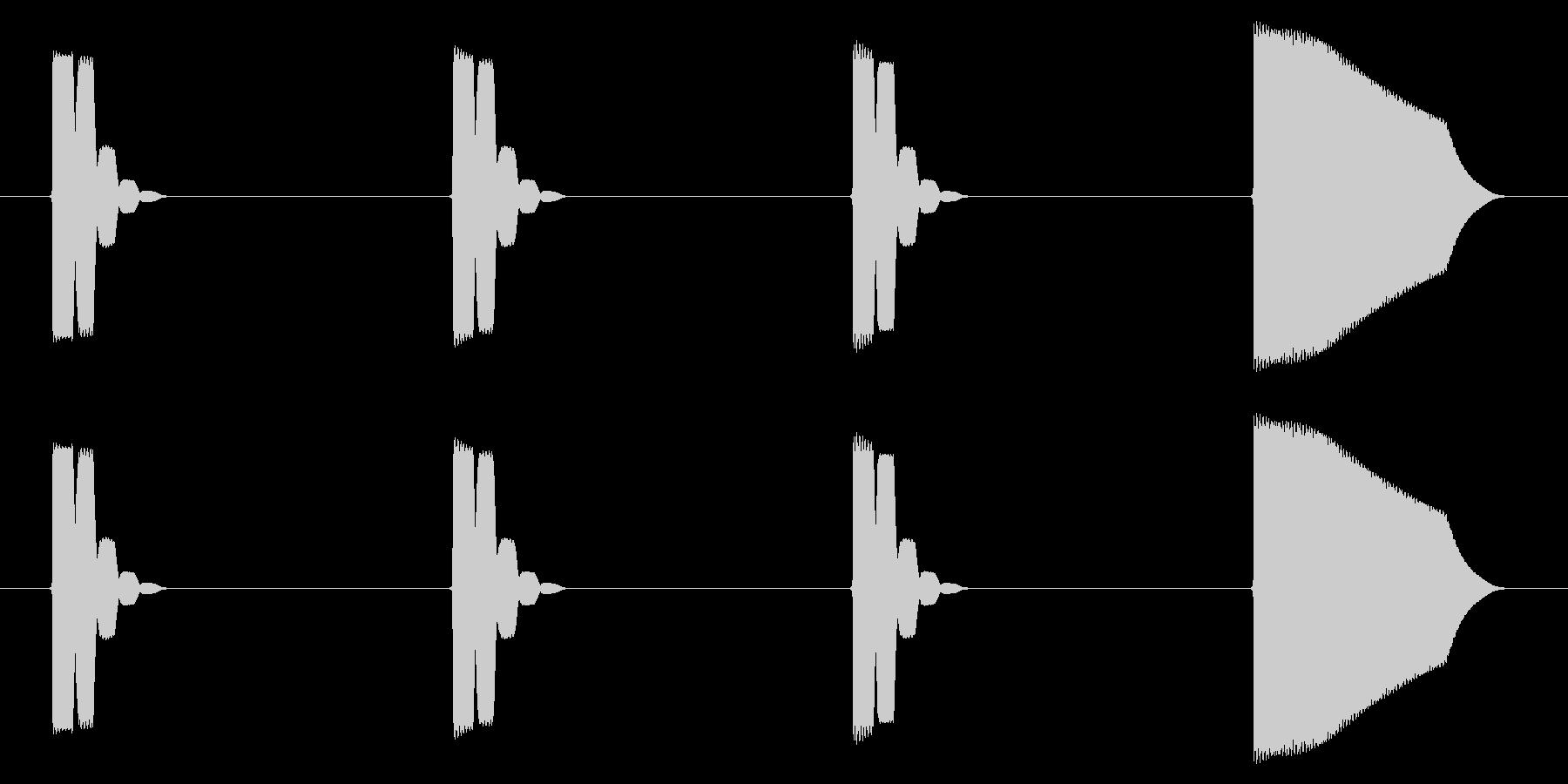 GB レースゲーム01-07(カウントダの未再生の波形