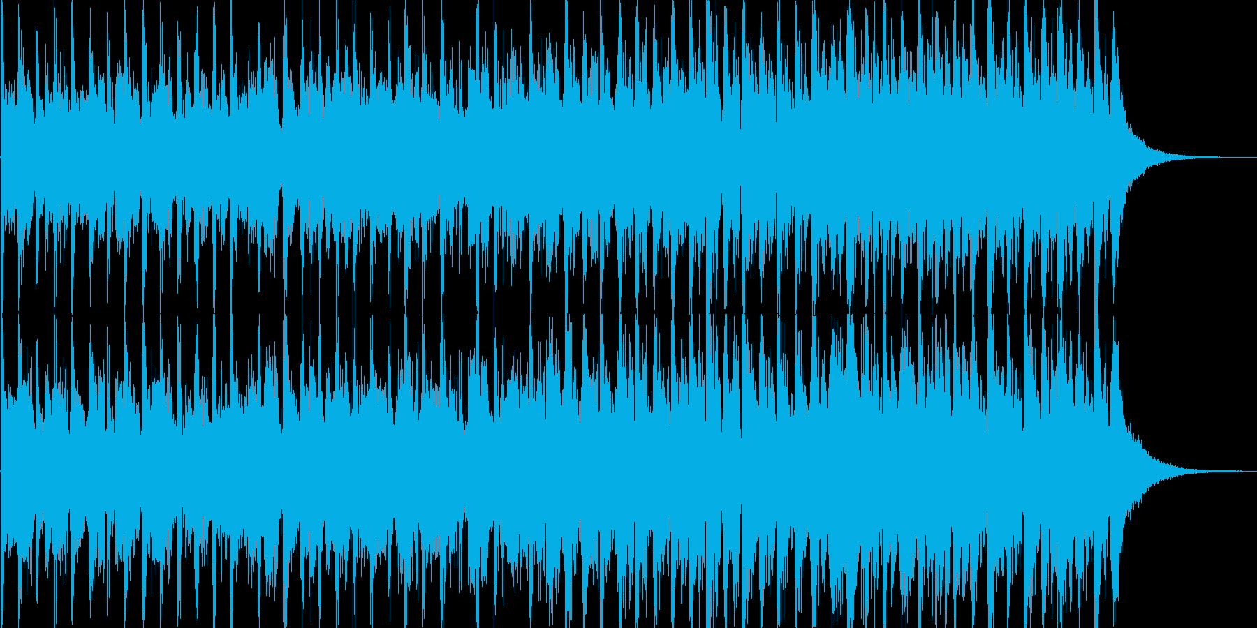 三味線とエレキギターの融合です。いろい…の再生済みの波形