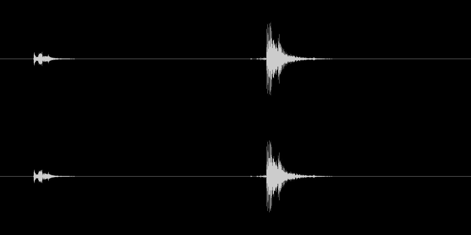 【飲料缶 プルタブ02-1】の未再生の波形