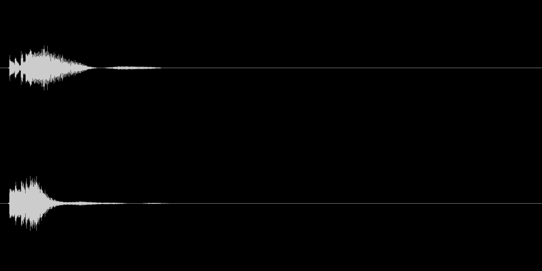 キラキラ系_082の未再生の波形