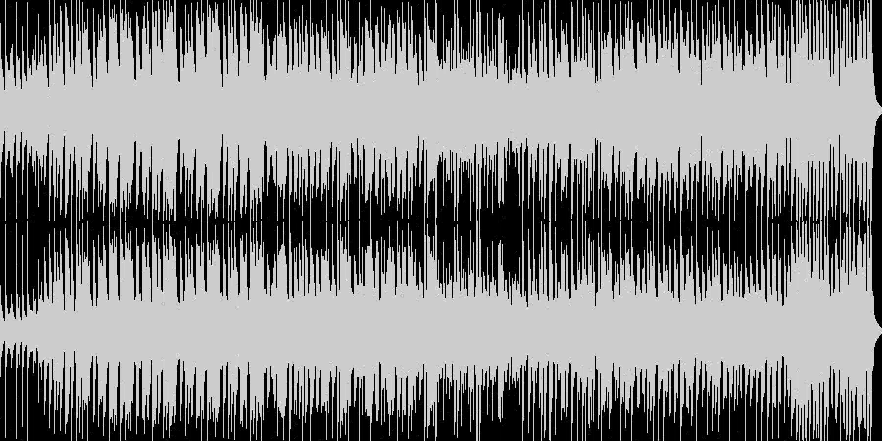 ノスタルジックで攻撃的の未再生の波形