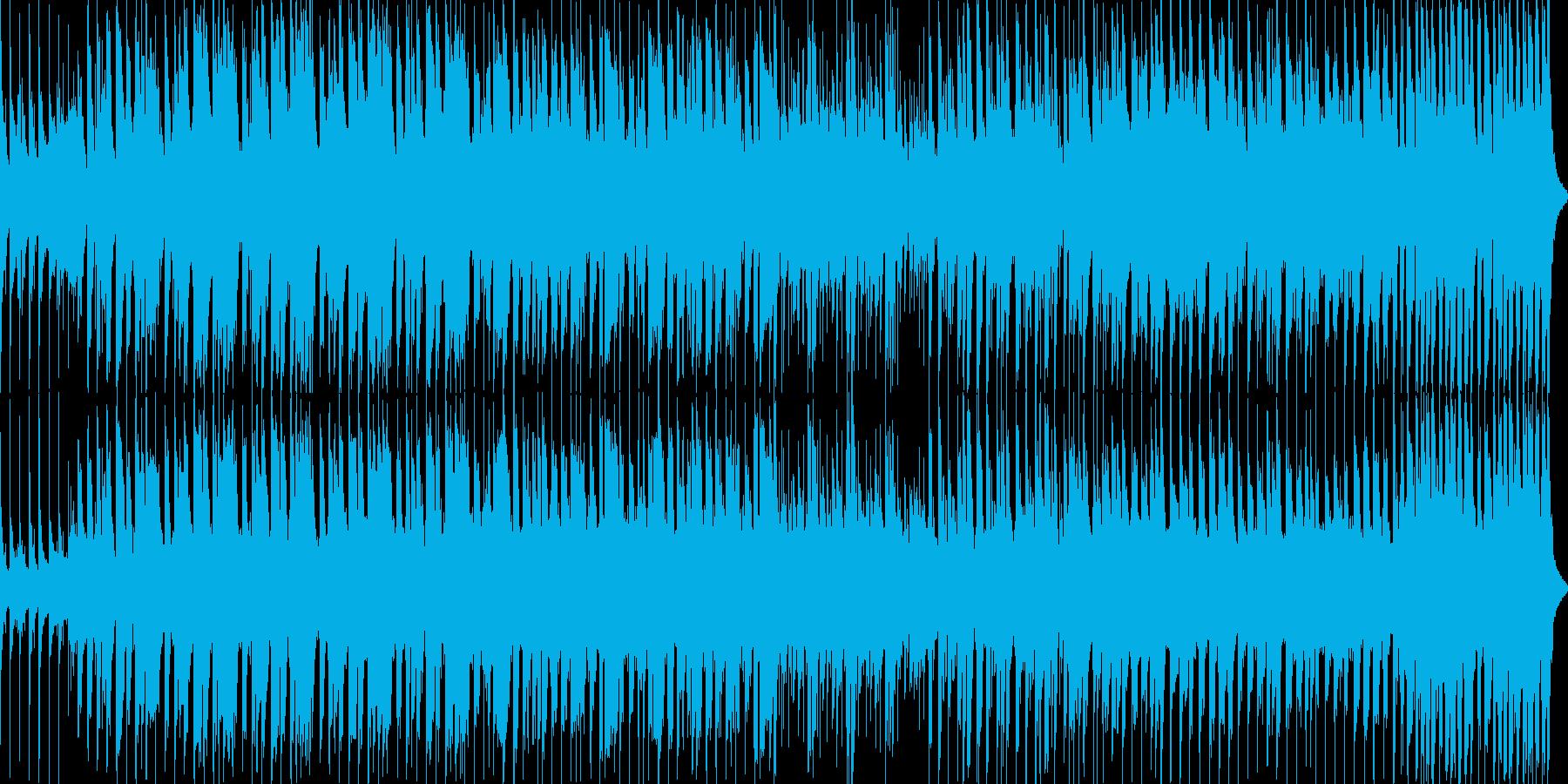 ノスタルジックで攻撃的の再生済みの波形
