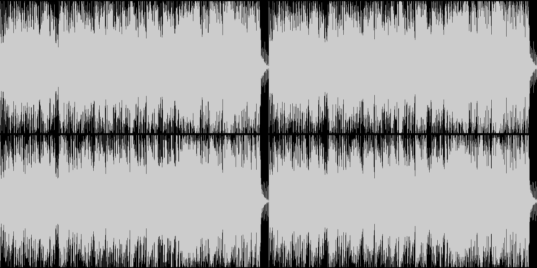 軽やかなピアノが印象的ムービー系ループ可の未再生の波形