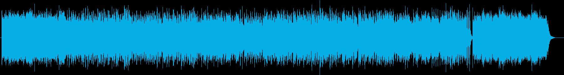 温もり溢れるトランペットポップサウンドの再生済みの波形