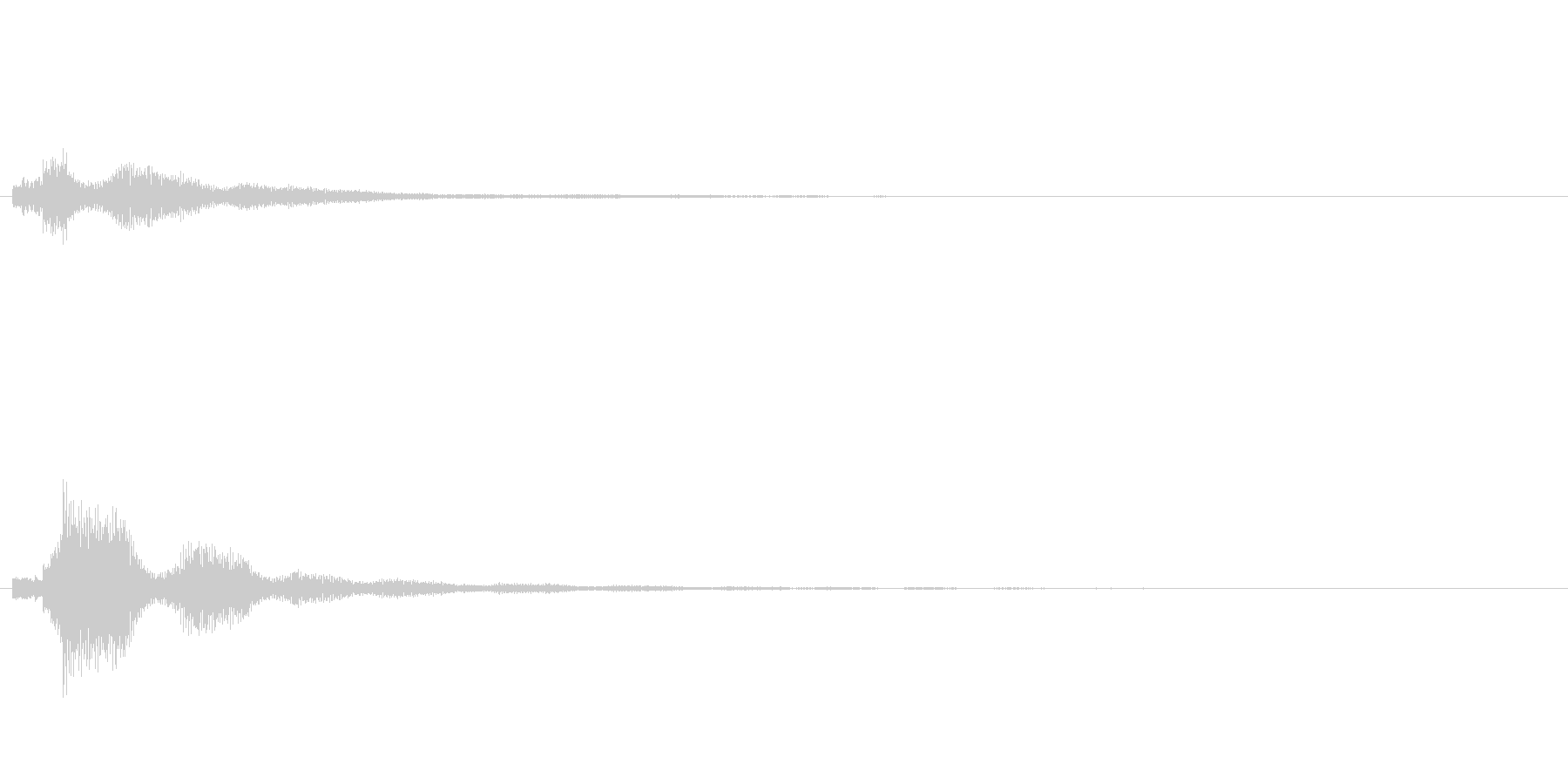 キラキラ系_069の未再生の波形