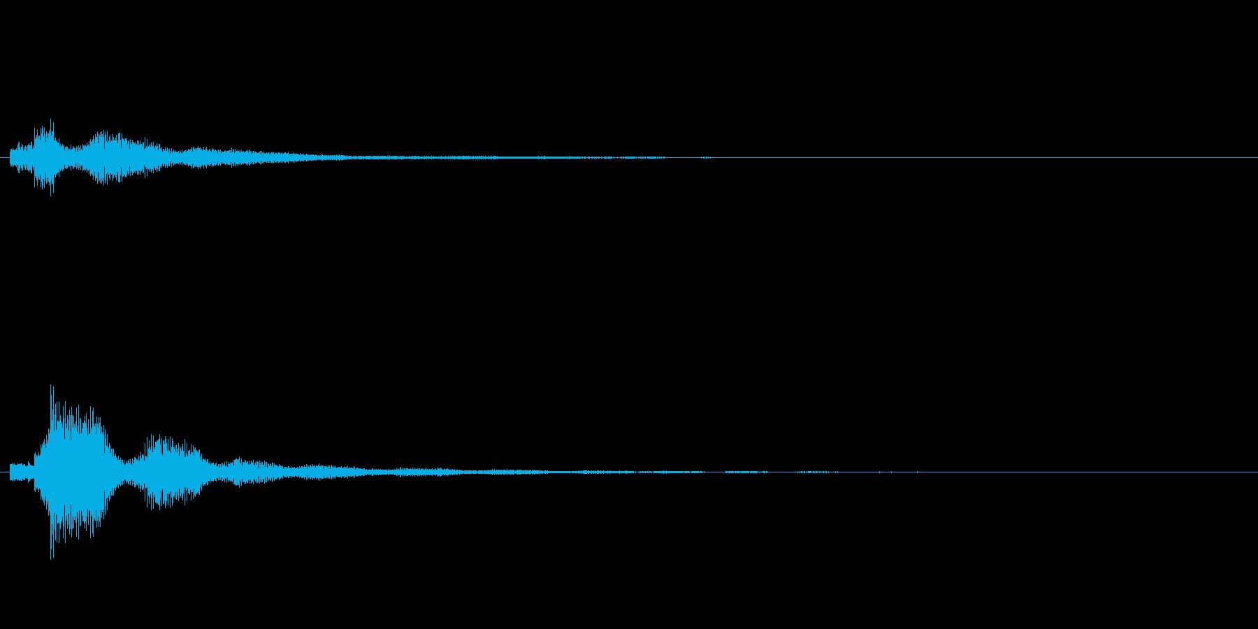 キラキラ系_069の再生済みの波形