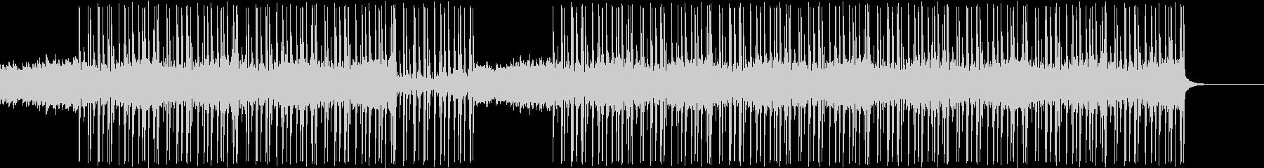 オリエンタルな弦楽曲、紹介・宣伝動画にの未再生の波形